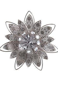 Wanddecoratie bloem
