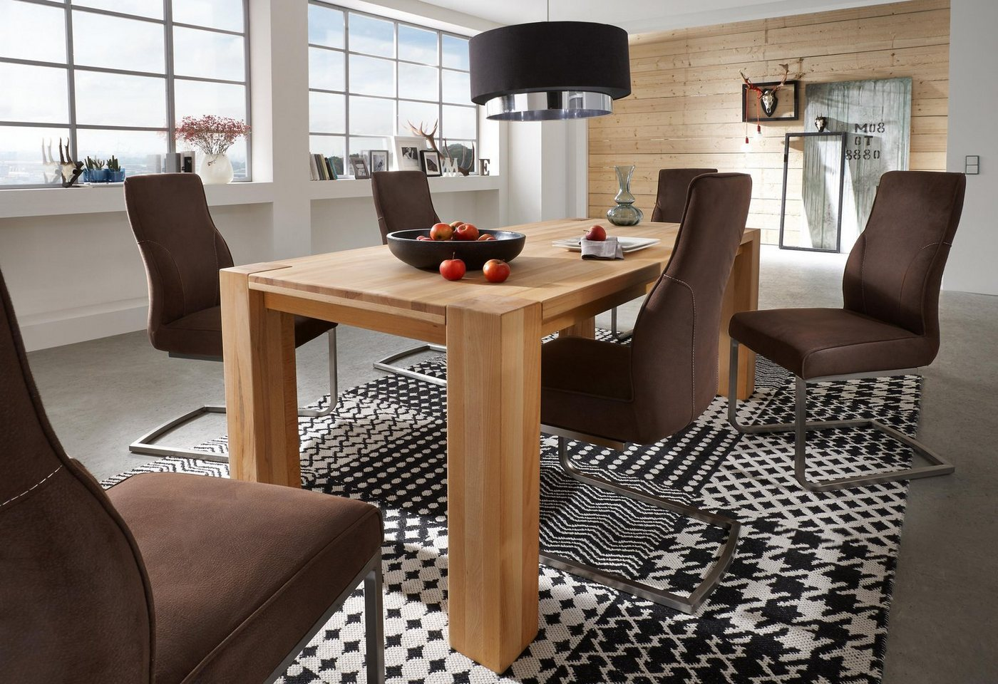 HOME AFFAIRE Eettafel Big Beech