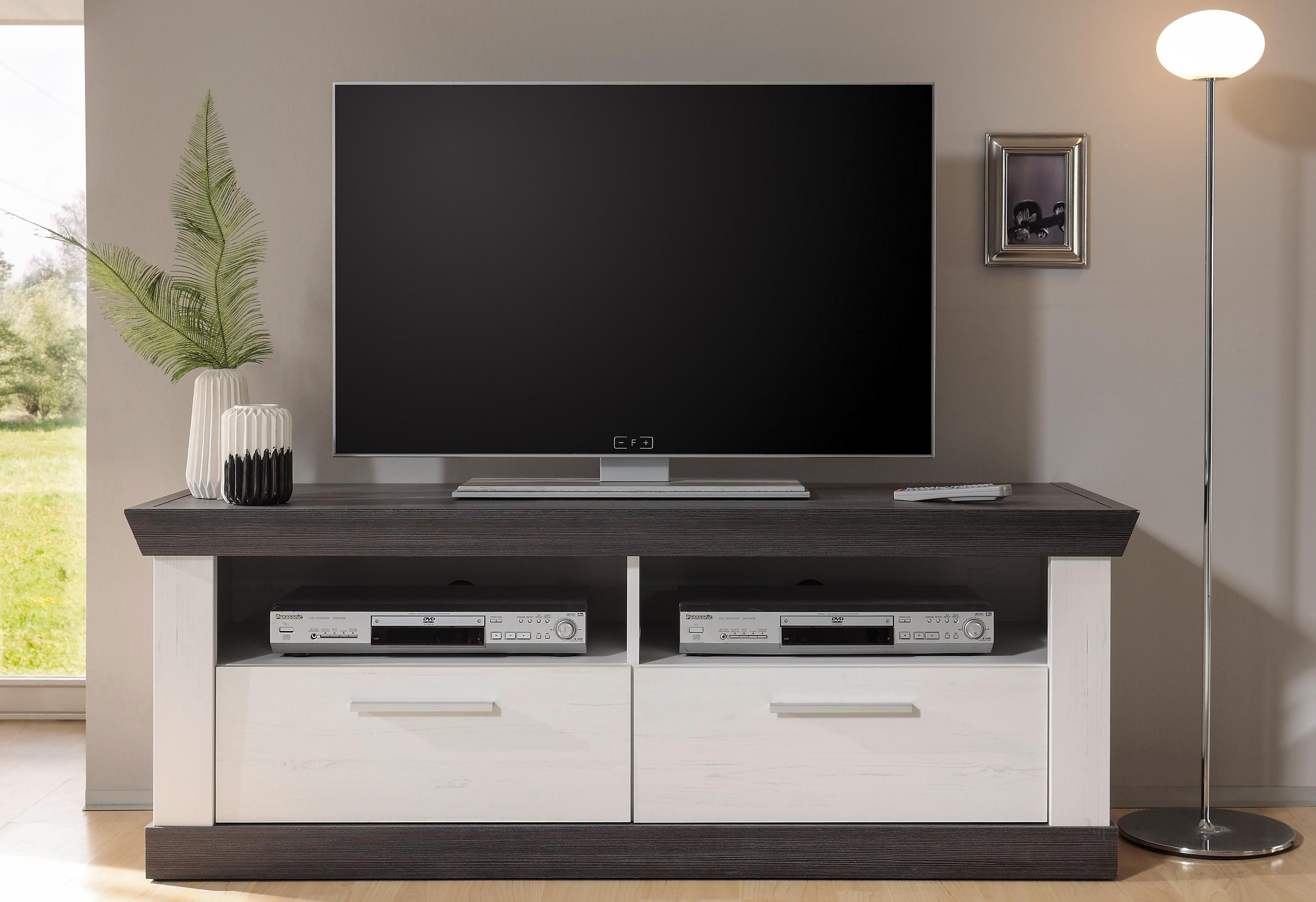home affaire lowboard siena breedte 135 cm bestel nu bij otto. Black Bedroom Furniture Sets. Home Design Ideas