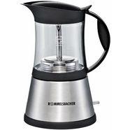 rommelsbacher »eko 376-g« espressoapparaat zilver