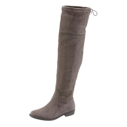 Dames schoen: ARIZONA overknee-laarzen