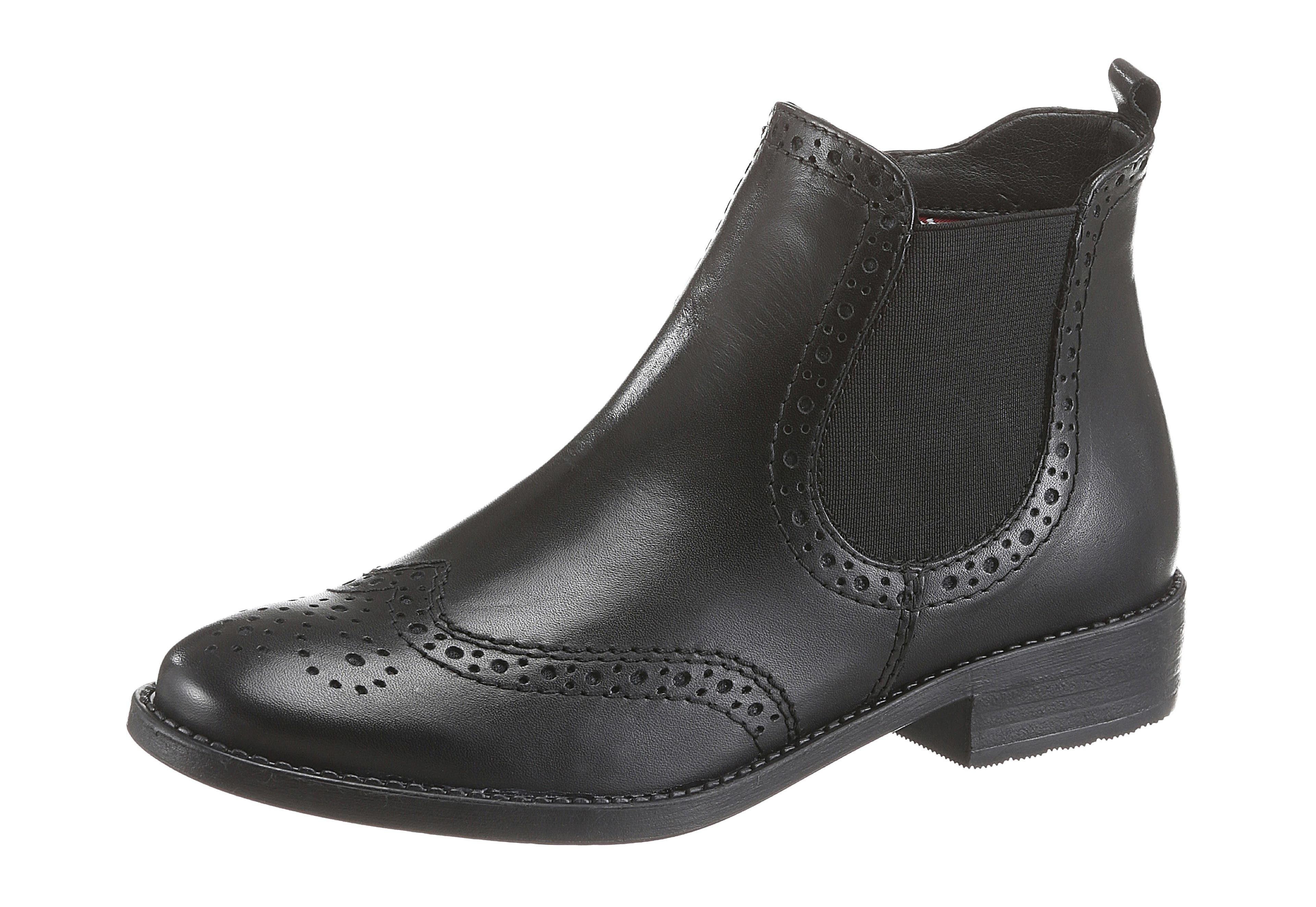 Chaussures Tamaris Avec Fermeture Éclair Pour Les Hommes agM5In0