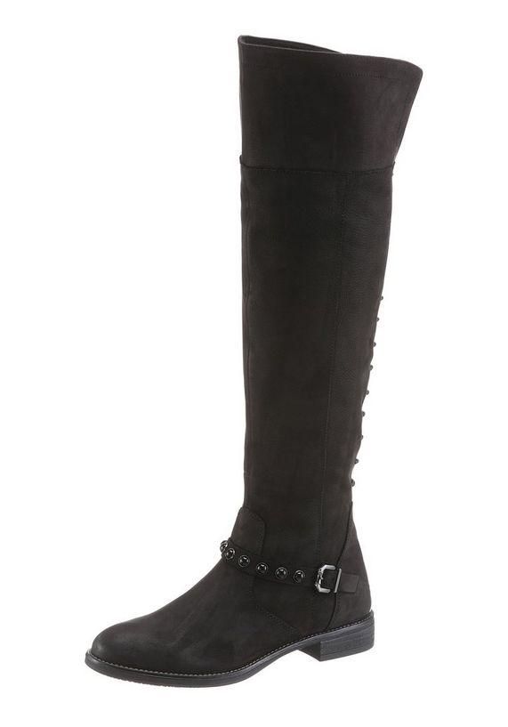 TAMARIS overknee-laarzen
