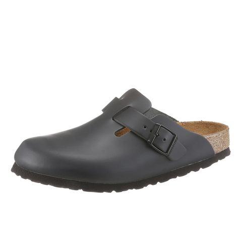 Schoen: BIRKENSTOCK pantoffels »BOSTON«