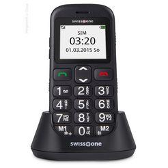 swisstone mobiele telefoon »bbm 320c« zwart