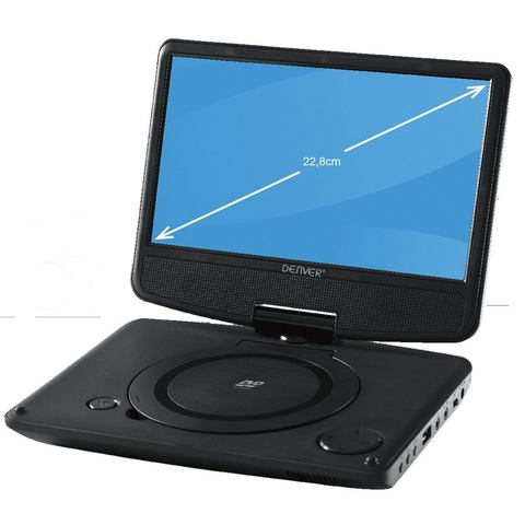 MT-983NB Portable DVD