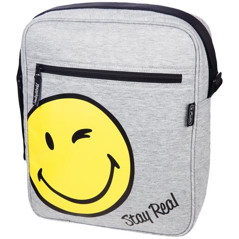 Herlitz Herlitz SmileyWorld Fancy Vintage Bag (Sweatshirt Stoff, 38 (11410438)