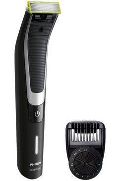 heren-scheerapparaat OneBlade Pro QP6510/30, accu, Wet&Dry, precisie-trimmer