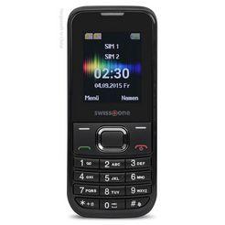 swisstone mobiele telefoon »sc 230« zwart