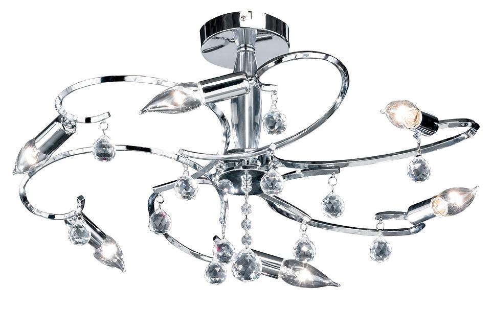 Fischer & Honsel HONSEL LEUCHTEN plafondlamp, 6 fittingen, »Sala« - verschillende betaalmethodes
