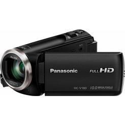 panasonic hc-v180eg-k 1080p (full hd) camcorder zwart