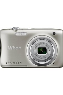 Coolpix A100 compact-camera, 20,1 MP