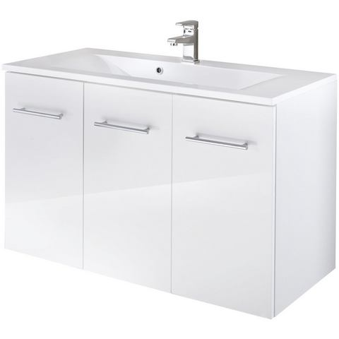 Badkamerkasten Wastafelset Lugo 746058