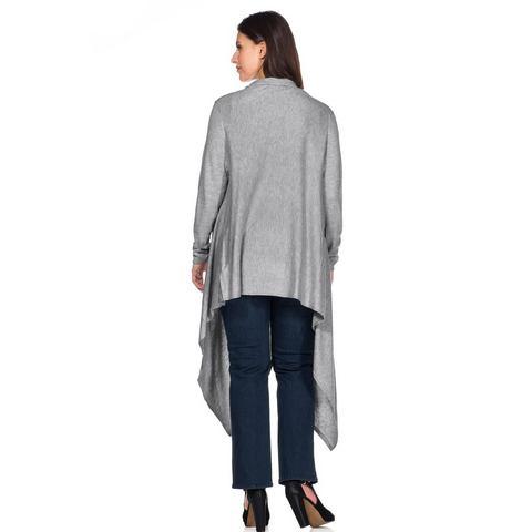 NU 20% KORTING: SHEEGO STYLE Vest voor langer verwerkt