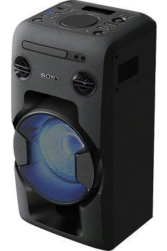 MHC-V11, Hi-Res, Bluetooth, NFC, USB