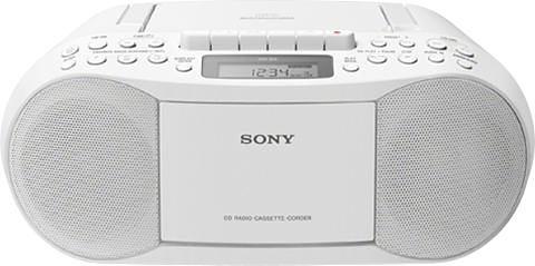 SONY CFD-S70 CD-speler-radio-cassetterecorder