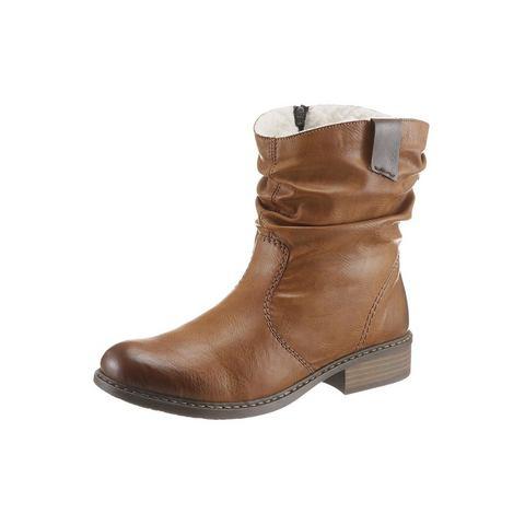 RIEKER Boots met warme voering