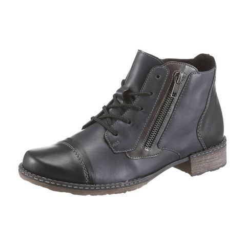 Schoen: REMONTE veterlaarsjes