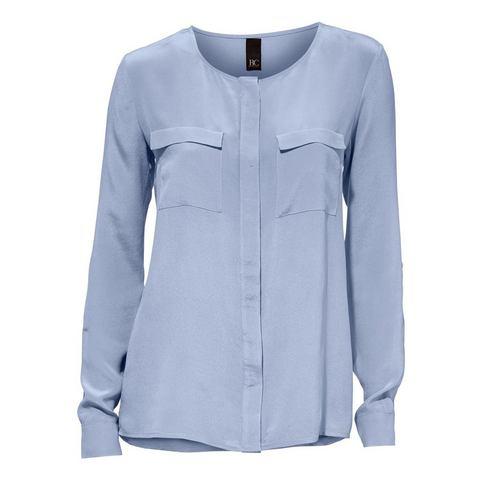 Zijden blouse