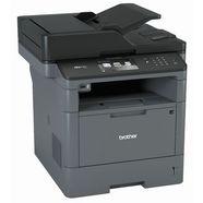 brother all-in-one monolaserprinter »mfc-l5750dw 4in1 multifunktionsdrucker« grijs