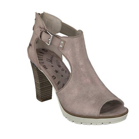 Schoen: MUSTANG SHOES sandaaltjes