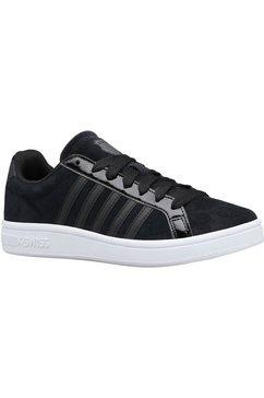k-swiss sneakers »court tiebreak sde w« zwart
