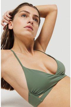 o'neill triangel-bikinitop baay mix groen