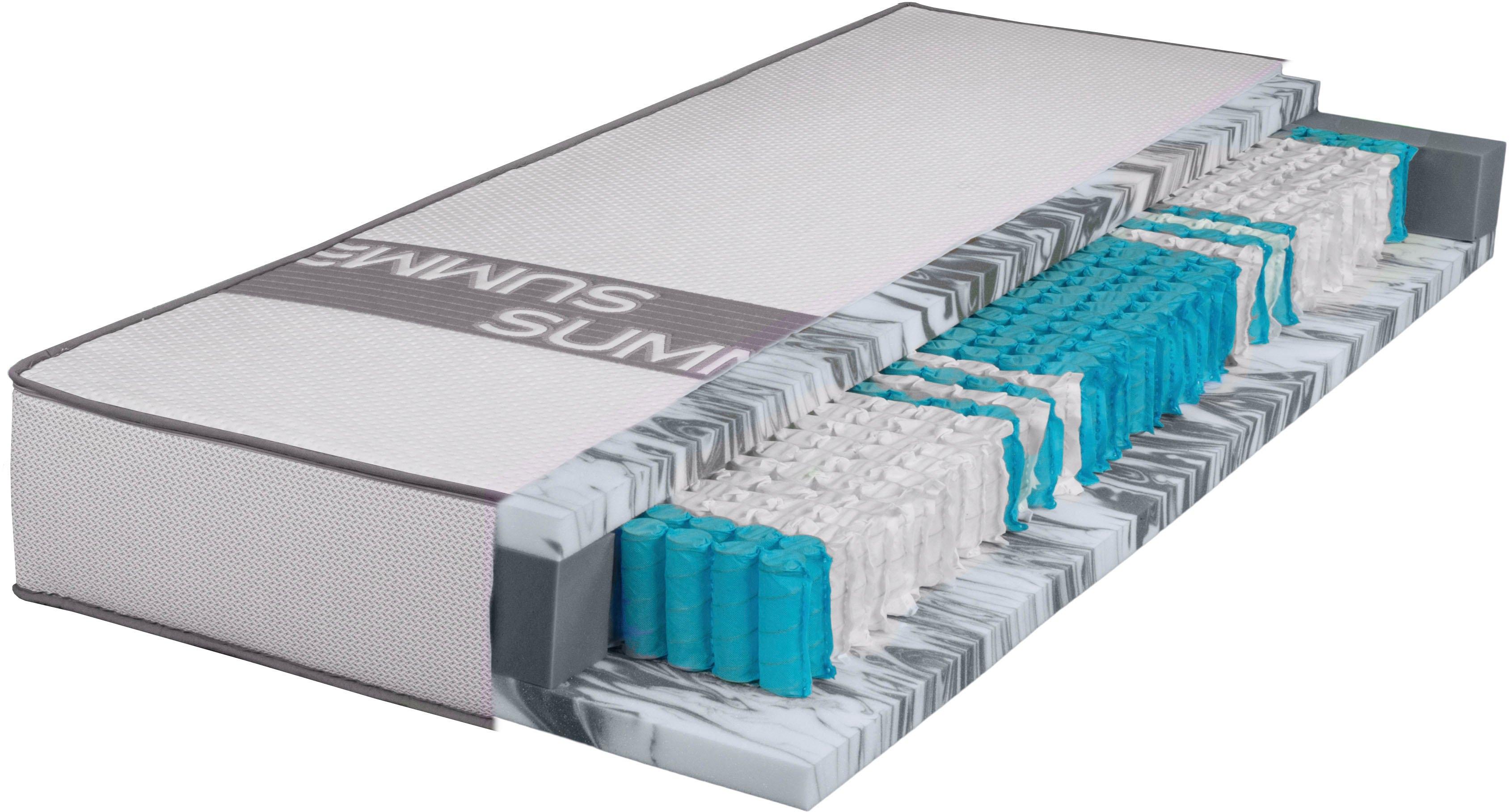 Breckle pocketveringsmatras SMARTSLEEP® 7000 hoogte 23 cm online kopen op otto.nl