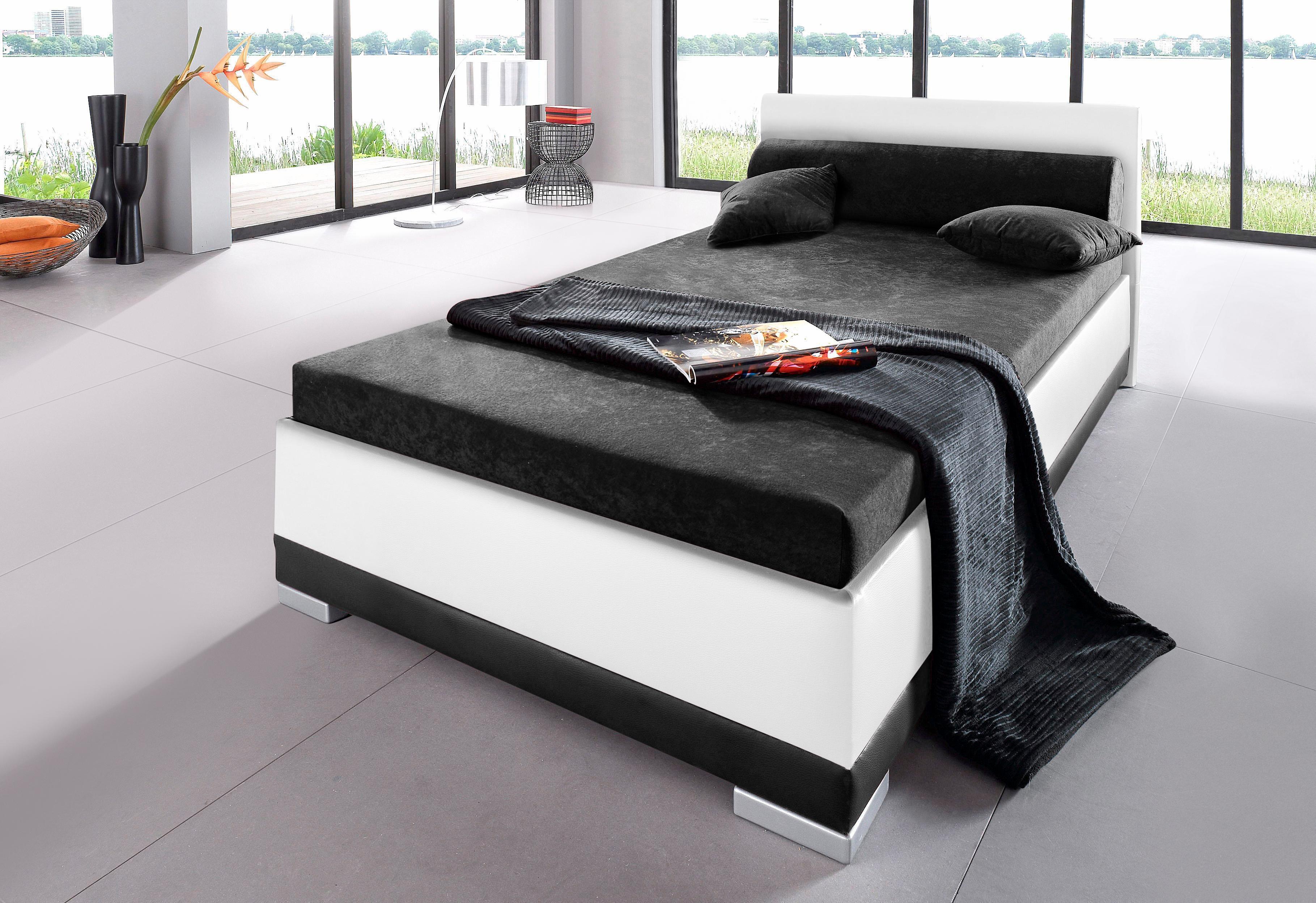 Op zoek naar een Maintal Bed, imitatieleer, in 4 verschillende uitvoeringen, Made in Germany? Koop online bij OTTO