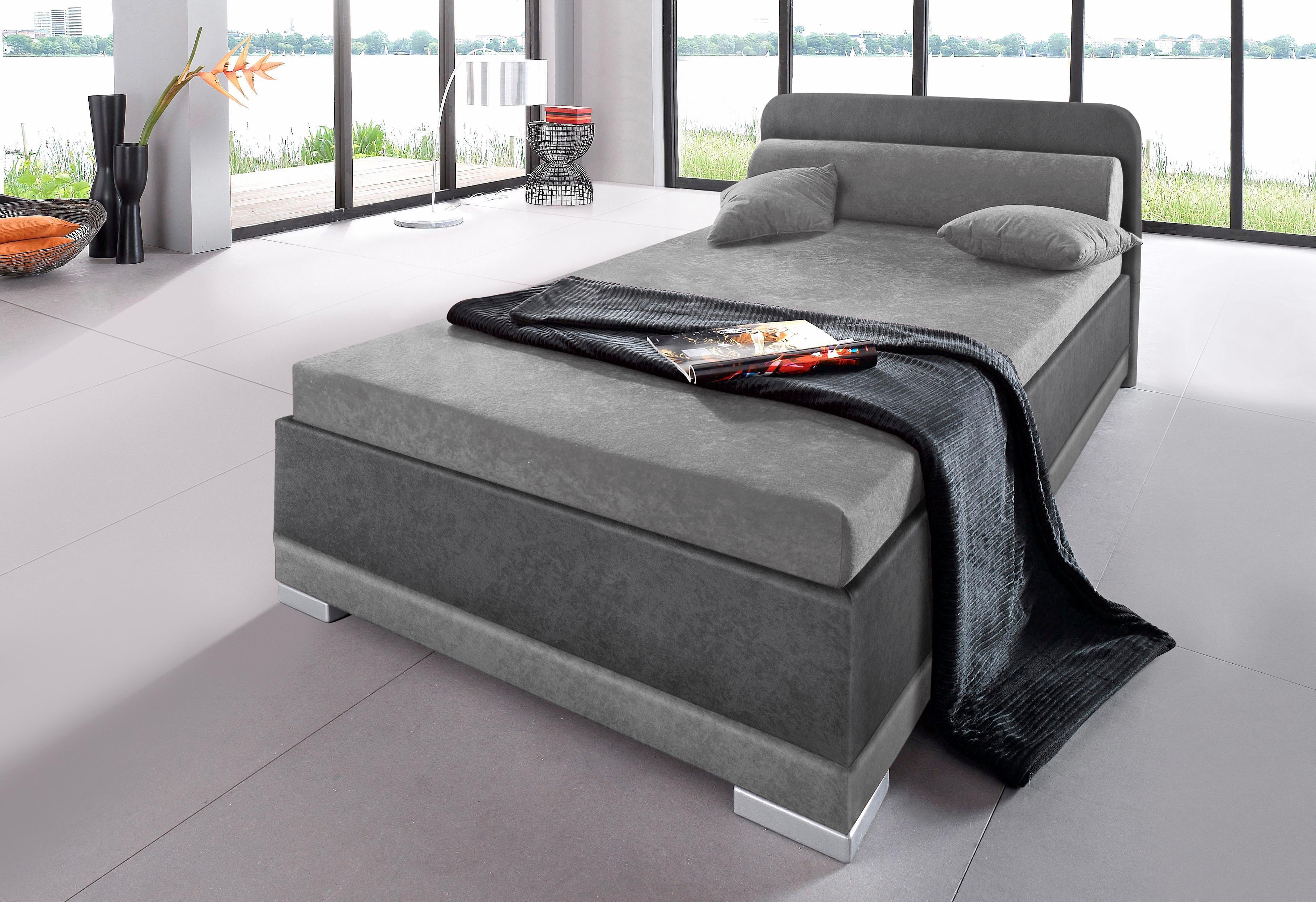 bekleed ledikant maintal micro velours in 6 verschillende uitvoeringen made in germany snel. Black Bedroom Furniture Sets. Home Design Ideas