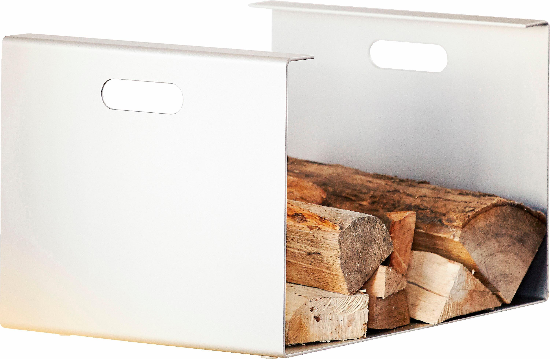 Besparen Op Openhaardhout : Jankurtz houder openhaardhout »heizer« met praktische grepen in de