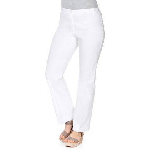 SHEEGO CASUAL Bengaline-broek in bootcut-model