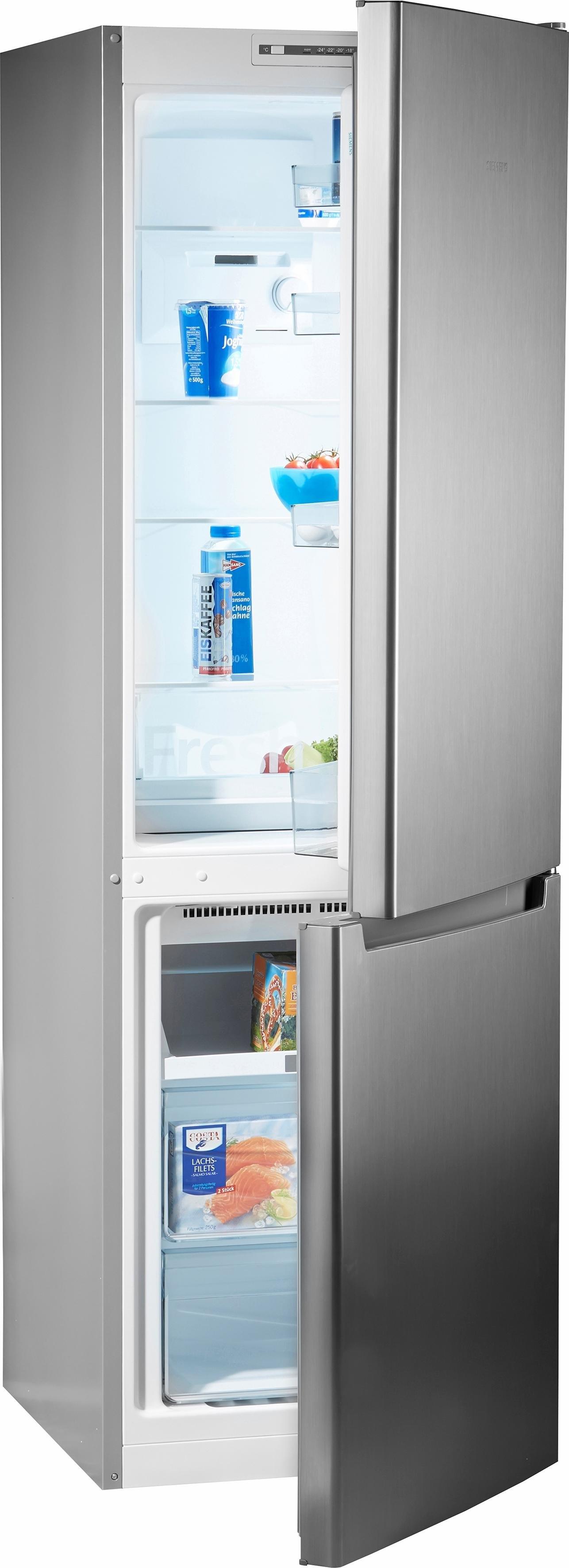 Siemens koel-vriescombinatie KG36NNL30, A++, 186 cm hoog, No Frost online kopen op otto.nl