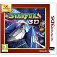 3ds, starfox 64 3d (select)