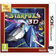 3ds, starfox 64 3d (select)