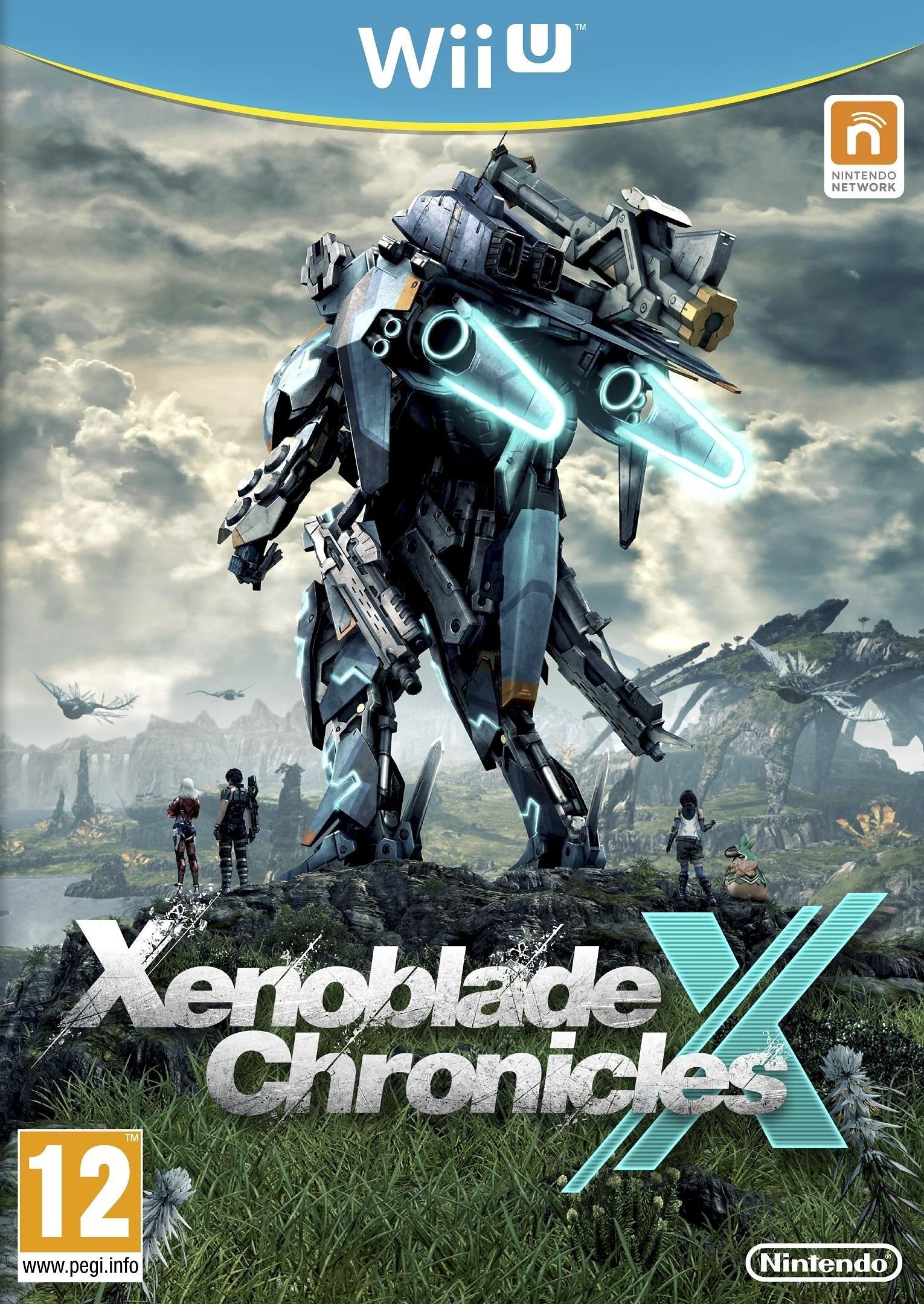 NINTENDO Wii U, Xenoblade Chronicles X veilig op otto.nl kopen