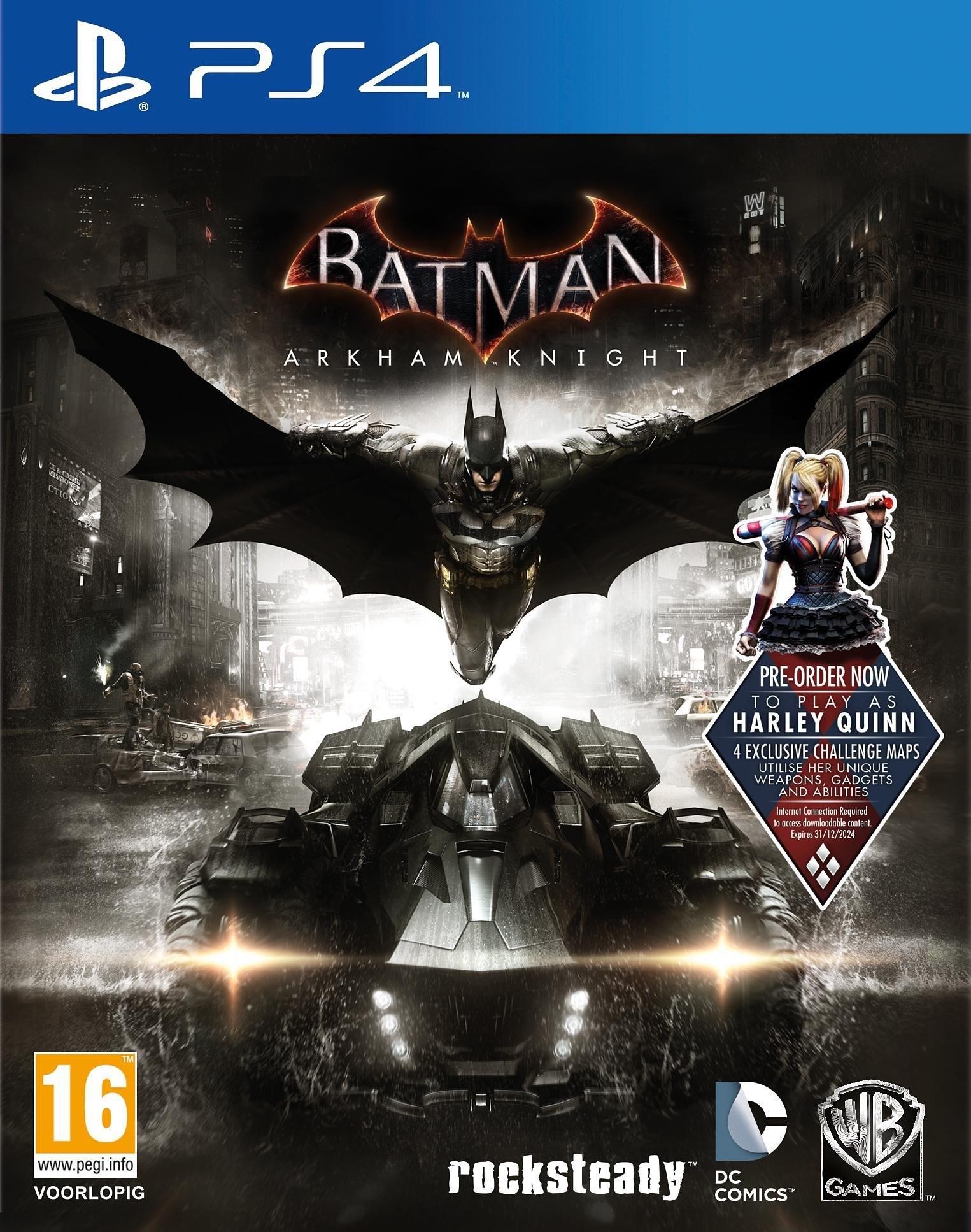 PlayStation PS4, Batman, Arkham Knight bij OTTO online kopen
