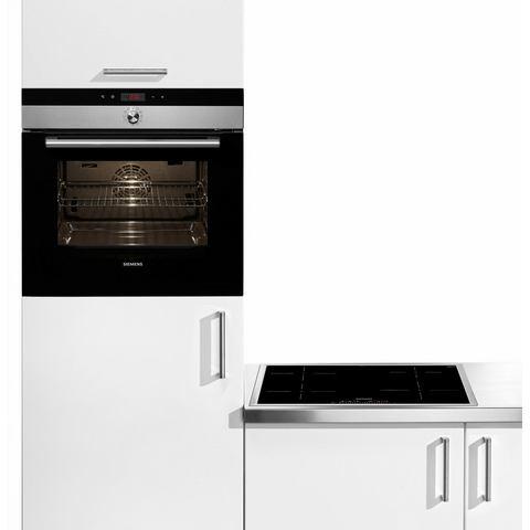 SIEMENS inductie ovenset EQ772EX01T met pyrolyse-zelfreiniging