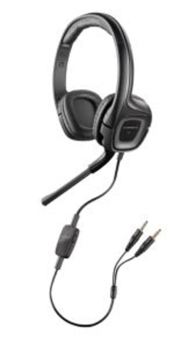 Plantronics headset »355 Analoges Multimedia Stereo-Headset« in de webshop van OTTO kopen