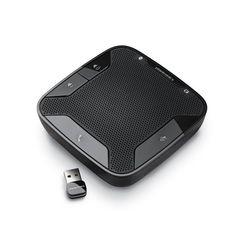 plantronics conferentietelefoon »calisto 620 conferentietelefoon (usb, bluetooth)« zwart
