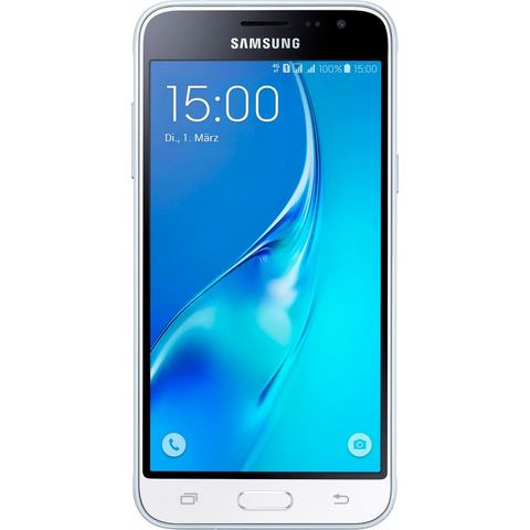 SAMSUNG Galaxy J3 (2016) Duos smartphone, 12,6 cm (5 inch) display, LTE (4G)