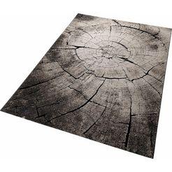 vloerkleed, wecon home, »wild oak«, hout-look bruin