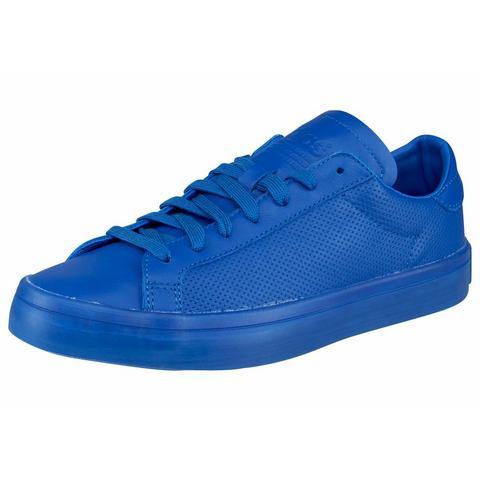 NU 10% KORTING: ADIDAS ORIGINALS Court Vantage adicolor sneakers