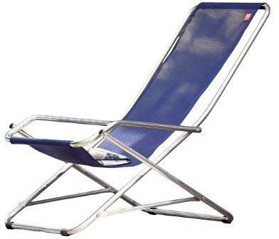 jankurtz Outdoor stoel fiam dondolina, weerbestendig en UV-bestendig