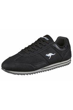 kangaroos sneakers »teno ii« zwart