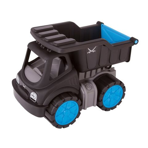 BIG speelgoedauto met kantelbare laadvloer, »BIG Power Worker kiepwagen Sansibar«