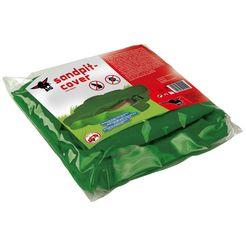 big afdekzeil voor zandbak big-vario, »big cover« groen