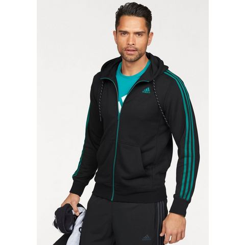 ADIDAS PERFORMANCE Functioneel capuchon-sweatvest