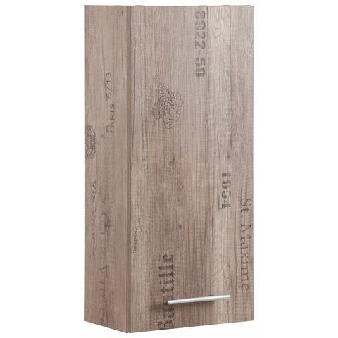 Badkamerkasten KESPER hangend kastje Bordeaux 625816