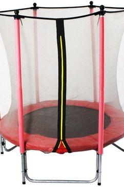 joka fit kindertrampoline sport, ø 140 cm rood